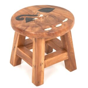 Childs Elephant Stool