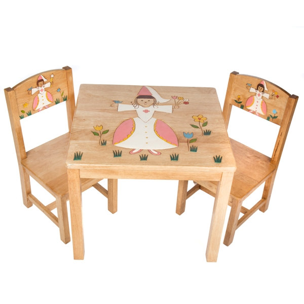 Table Fairy With Flower