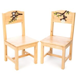 Monkey Chair Set Of 2