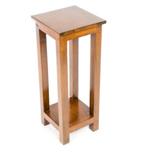 Accent Telephone Table - Medium - Dark