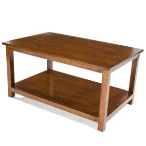 Accent Low Coffee Table - Dark