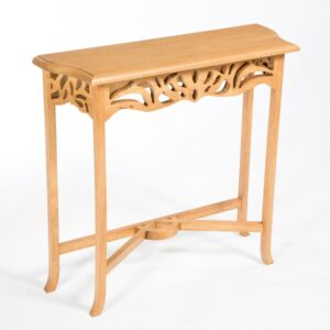 Accent Mini Console Table - Light