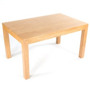 Accent Dining Table 140cm Light