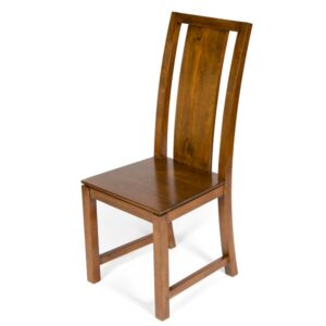 Accent Solid Dining Chair - Dark
