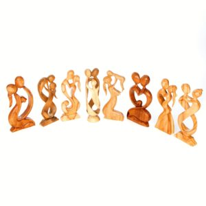 Abstract Lovers Dancing - 30cm