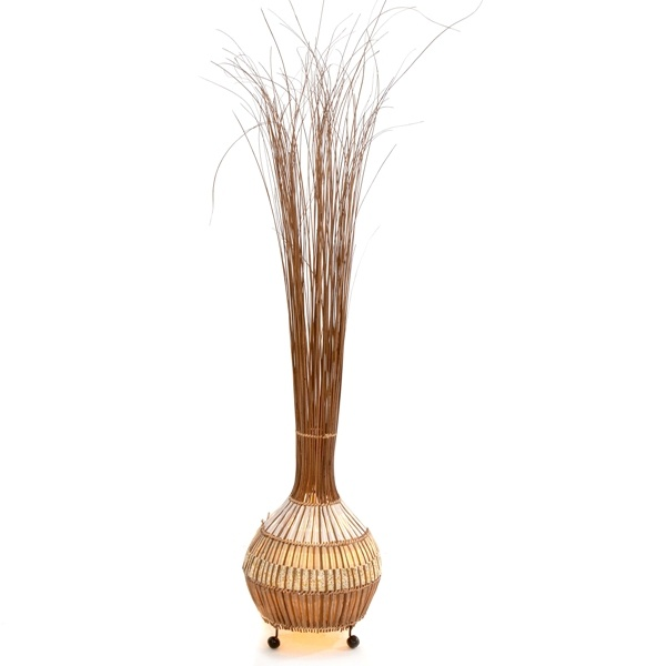 Onion Grass Lamp   Natural Classic