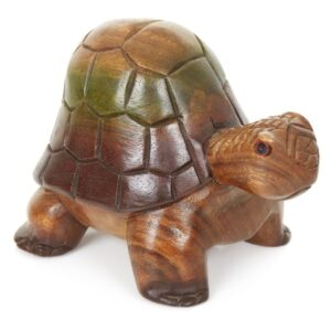 Turtle High Back - 7 Inch